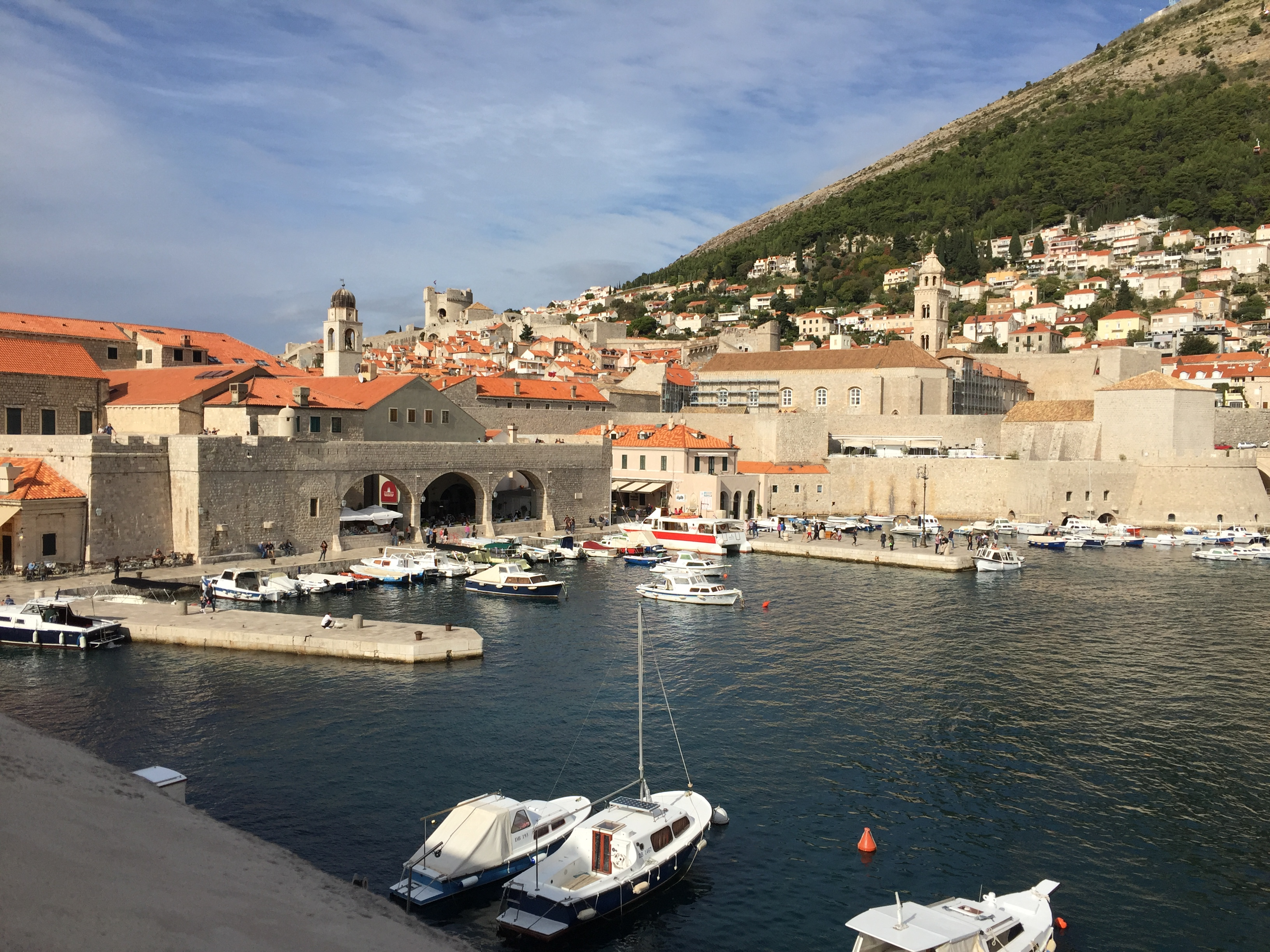Karta Balkana 2016.Kroatija Travel Boat