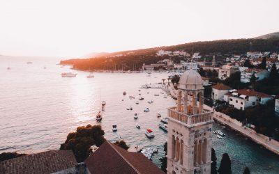 Įspūdžiai: saulėtos draugų atostogos Kroatijoje