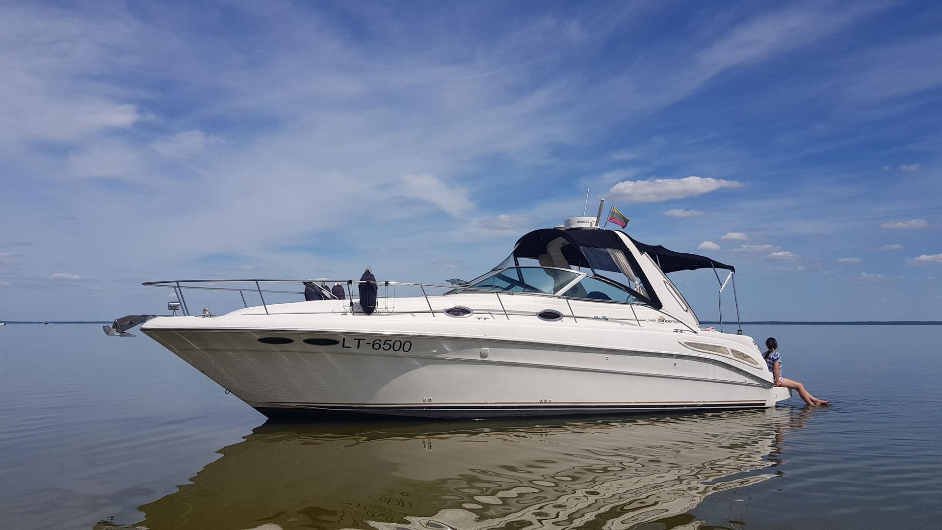 Sea Ray 340DA Sundancer