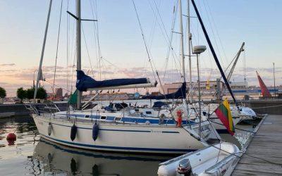 Per pandemiją gyventojai šluoja ne tik butus: nuosaviems laivams negaili apvalių sumų